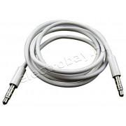 Кабель AUX аудио jack 3.5 4pin/jack 3.5 4pin