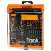 Perfeo набор отверток Frank с битами (насадками) 73 в 1