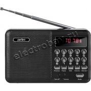 Радиоприемник PERFEO PALM FM, MP3, USB,18650