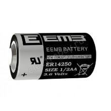 EEMB ER 14250 3,6V 1200mAh 1/2AA
