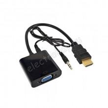 Видео конвертер HDMI-->VGA