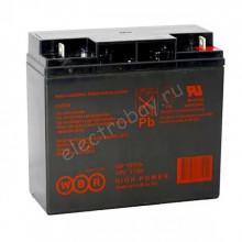 Аккумулятор WBR GP12170 (12V 17Ah  181x76x167mm)