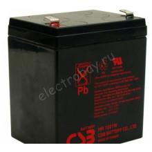 Аккумулятор CSB HR1221W (12V 5Ah 90x70x107mm)