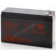 Аккумулятор CSB HR 1224W F2F1 (12V 6Ah  151x51x100mm)