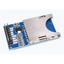 Модуль чтения и записи карт памяти SD ридер для Arduino