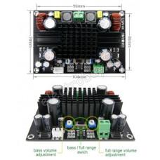 Аудио усилитель XH-M571 150 Вт Моно для Сабвуфера в Воронеже дешево