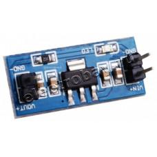 Купить Стабилизатор напряжения на AMS1117 5V миниатюрный